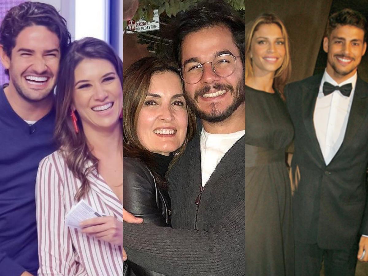 Previsões: Rebeca Abranavel coloca fim em relação com Pato, Fátima Bernardes se casa com Túlio e Grazi Massafera volta com Cauã (Foto: Reprodução)