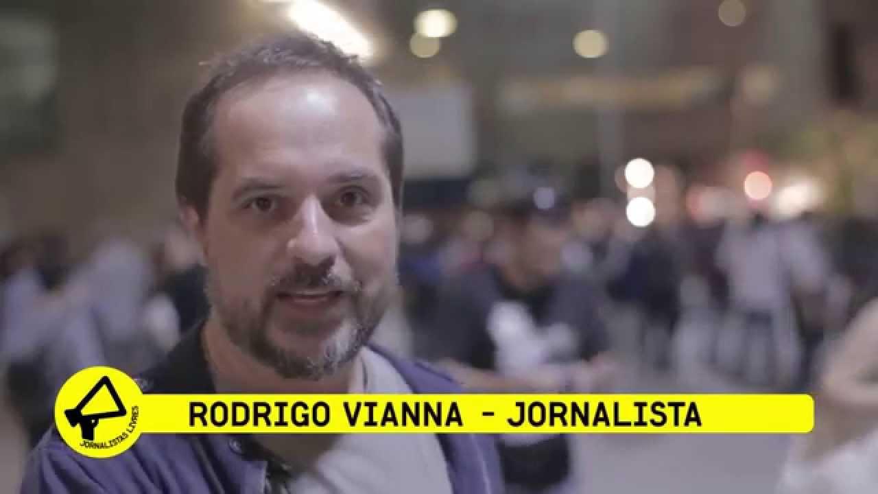 O repórter Rodrigo Vianna foi demitido da Record (Foto: Divulgação)