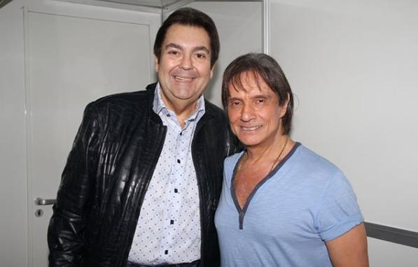 Roberto Carlos, Faustão