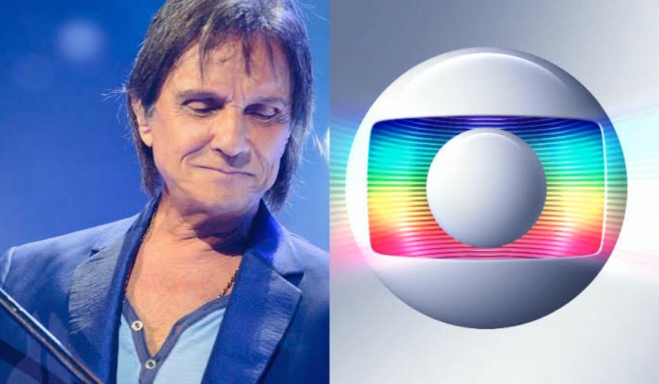 Roberto Carlos, Globo