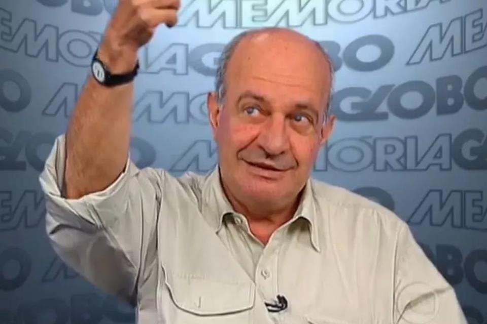 Ronan Soares morreu aos 80 anos de idade, ele estava internado há cerca de dois anos (Foto: Reprodução)
