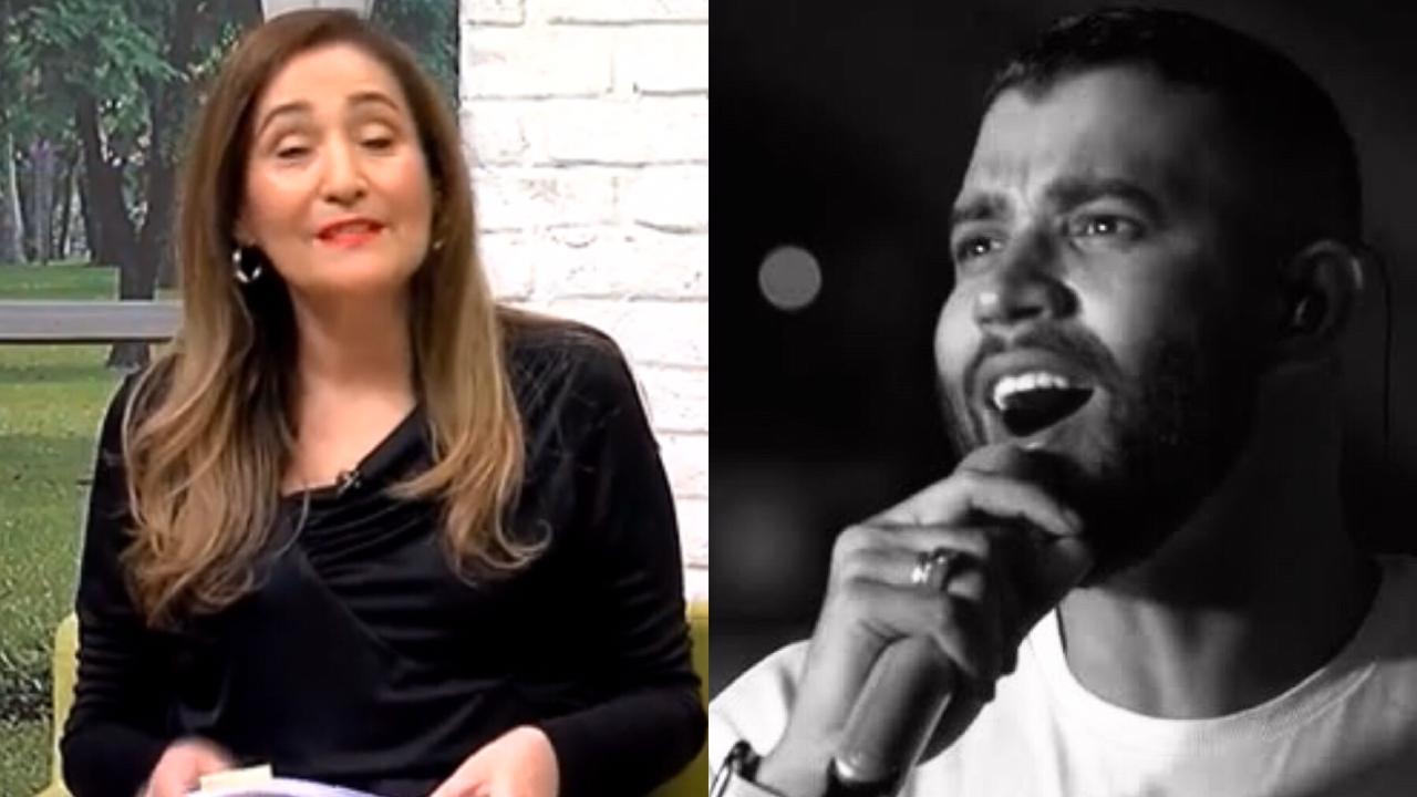 Sonia Abrão, Gusttavo Lima