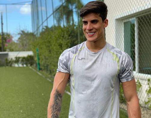 Tiago Ramos, Neymar