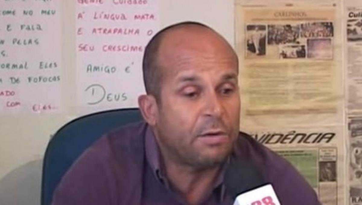 Vidente Carlinhos deixou o público assustado ao fazer previsões de morte de famosos (Foto: Reprodução)