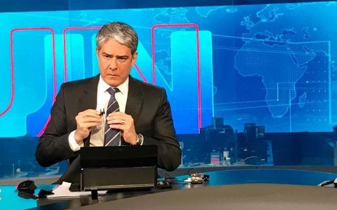 O apresentador William Bonner (Foto: Divulgação / TV Globo)