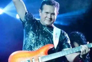 Guitarrista Ximbinha reapareceu após sumiço nas redes sociais (Foto: Reprodução)