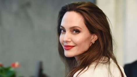 Angelina Jolie faz doação milionária para organização (Foto: Reprodução)