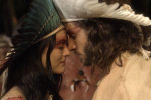Anna e Joaquim selam seu amor de Novo Mundo
