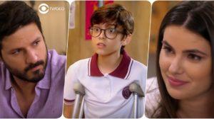 Marcelo, Bento e Luisa são destaque de As Aventuras de Poliana