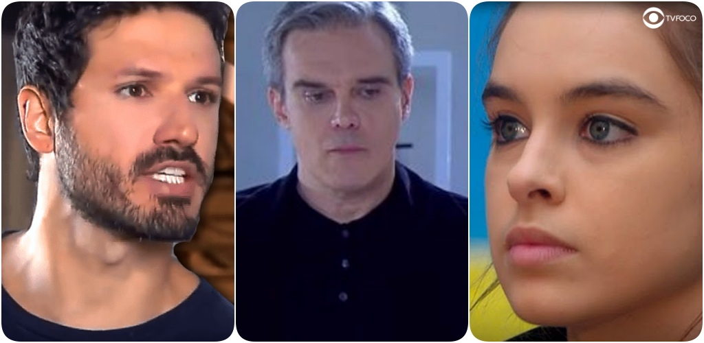 Marcelo ameaça Pendleton e Raquel tem sua festa acabada por Durval em As Aventuras de Poliana