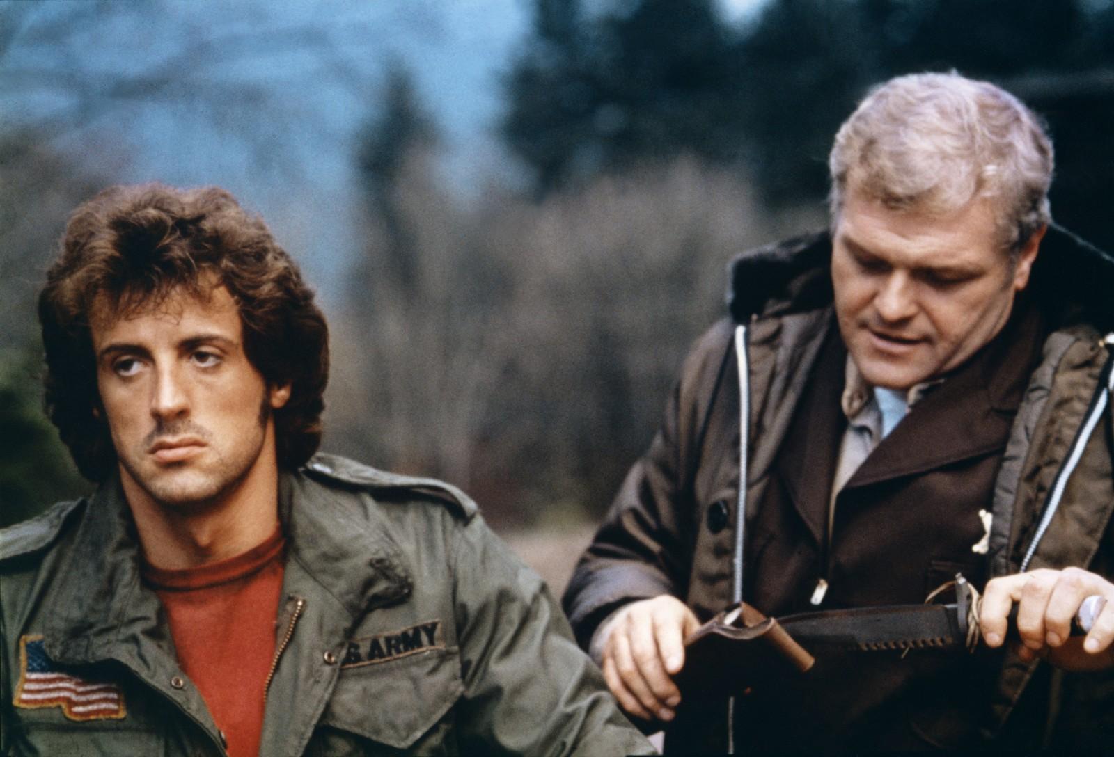 Brian Dennehy, ator de Rambo, morre aos 81 anos de idade - Foto: Reprodução