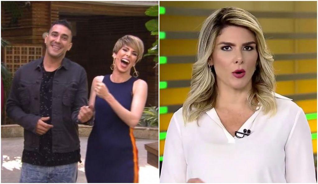 A Globo se deu melhor em audiência neste sábado - Foto: Montagem