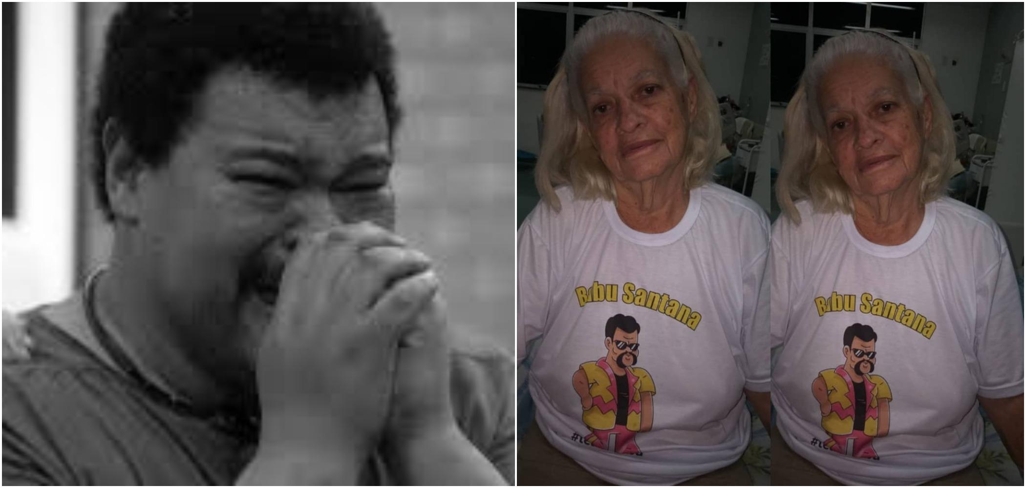 Avó de Babu faleceu na tarde dessa quarta-feira, 08 (Montagem: TV Foco)