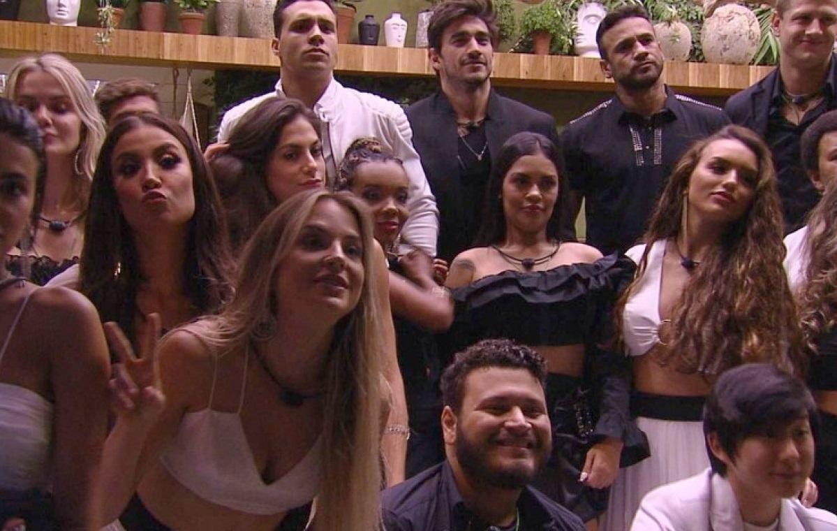BBB20: Os participantes da vigésima ediçãodo reality (Foto: reprodução/Globoplay)