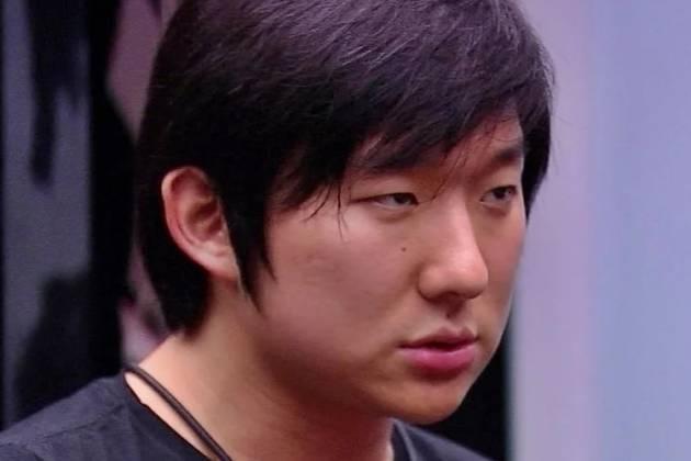 BBB20: Pyong Lee promete processar haters (Foto: reprodução/Globoplay)