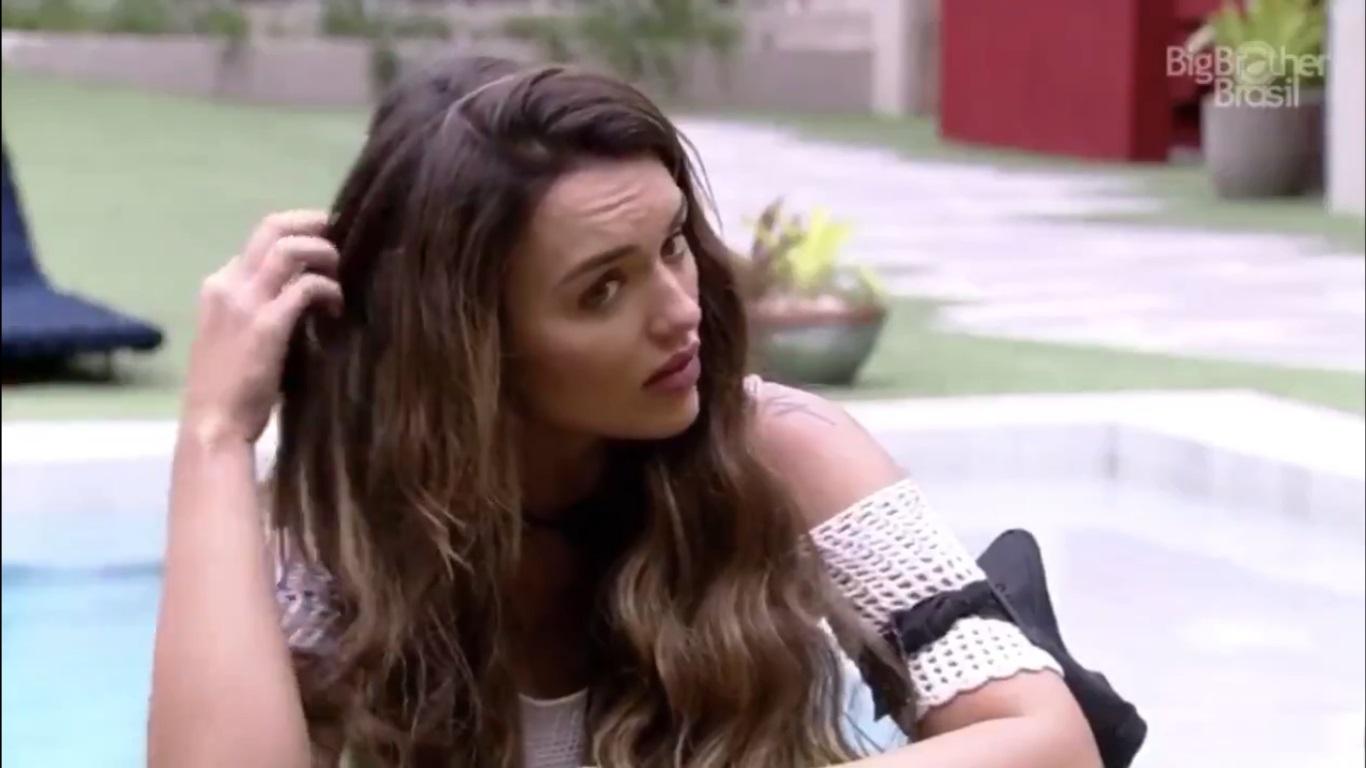 BBB20: Sisters criticam patrocinador do programa (Foto: reprodução/Globoplay)