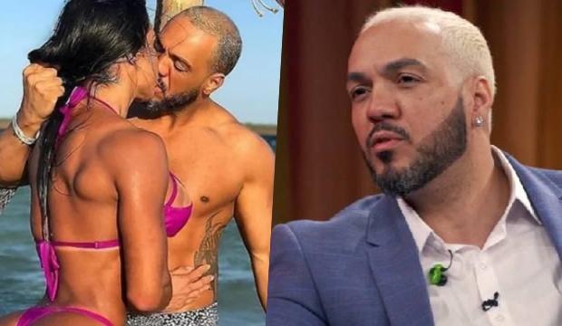 Belo e Gracyanne Barbosa falam sobre sexo (Foto: Reprodução)