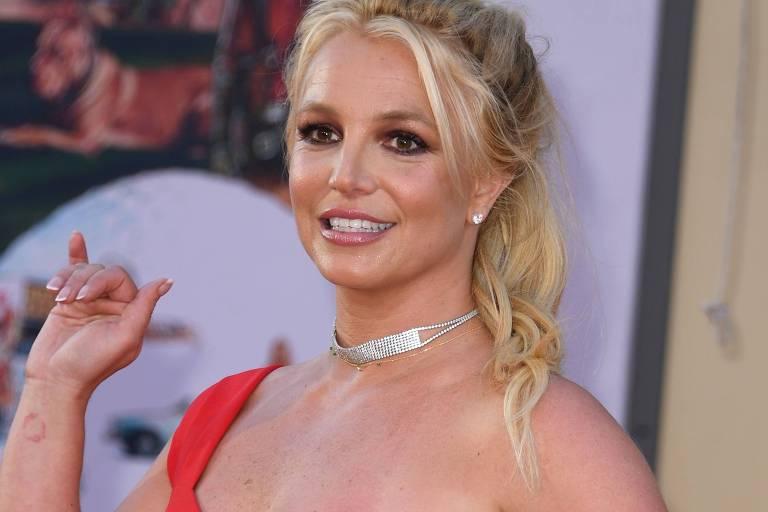 Britney Spears muda letra da música Baby One More Time em alerta a propagação do coronavírus (Foto: Reprodução)
