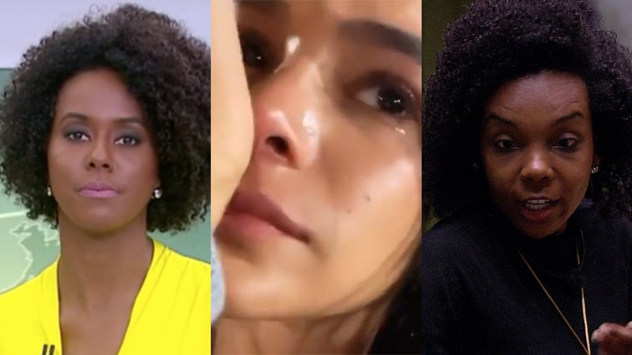 Bruna Marquezine, Maju Coutinho e Thelma (Foto: Reprodução/TV Globo/Instagram/Montagem TV Foco)