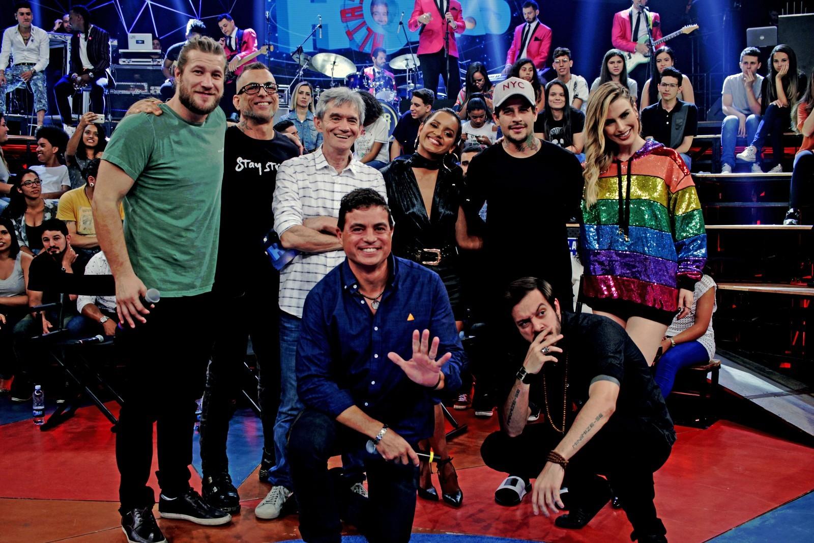 Globo faz reprise de campeões (Foto: Reprodução)