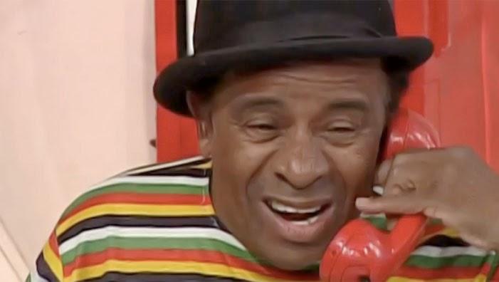 Canarinho trabalhou no SBT de 1987 até 2014, quando faleceu (Imagem: reprodução)
