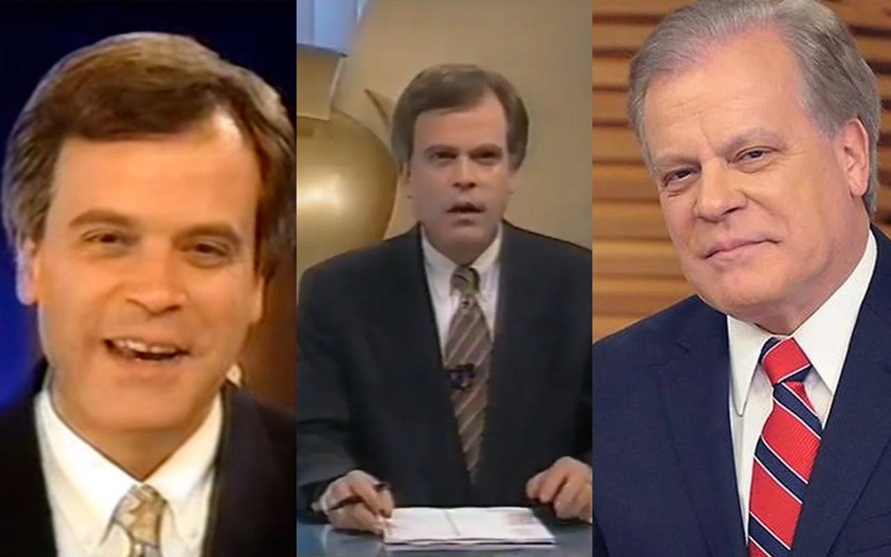 Saiba mais sobre a carreira do jornalista Chico Pinheiro (Foto: Montagem TV Foco)