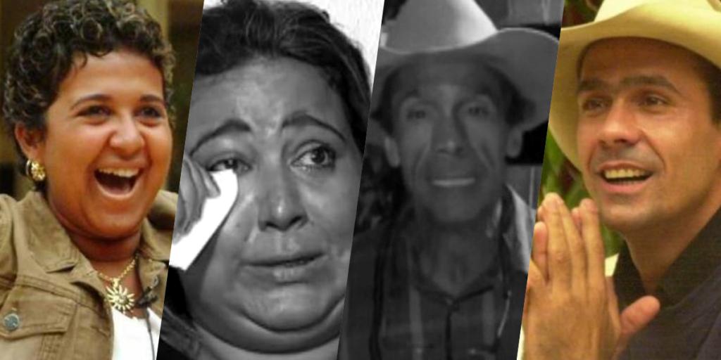 Cida e Cowboy comeram o pão que o diabo amassou após vencerem o BBB da Globo (Foto montagem: TV Foco)