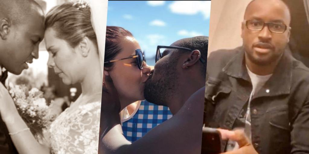 Thiaguinho e Fernanda Souza foram casados por 8 anos (Foto montagem)
