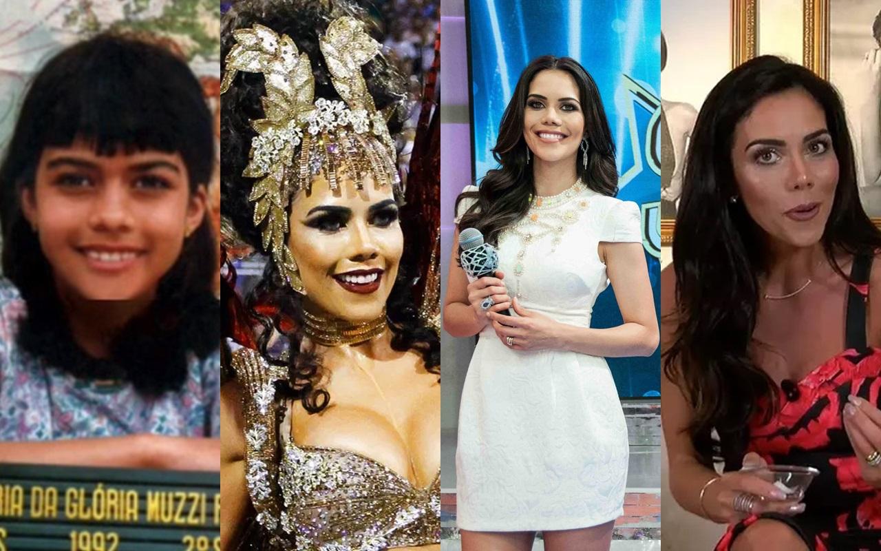 Conheça a carreira de Daniela Albuquerque (Foto: Montagem TV Foco)