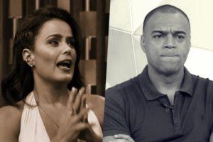 Luciele Di Camargo e Denilson aderem ao Tik Tok (Foto: Reprodução)