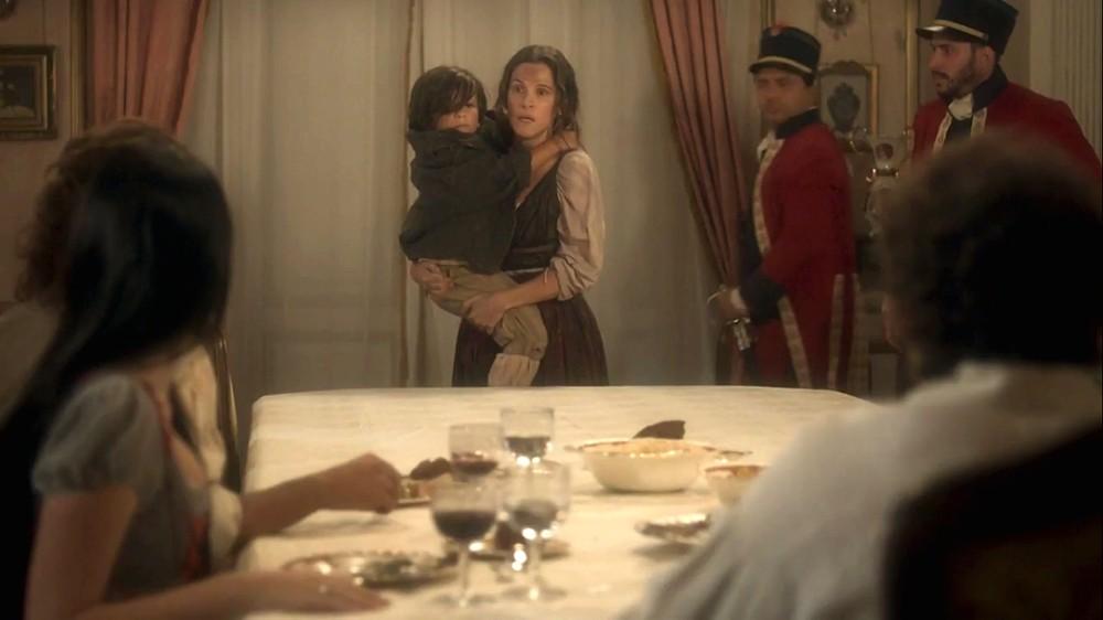 Elvira invade castelo e contas mentiras sobre Joaquim em Novo Mundo