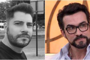 Evaristo Costa e padre Fábio de Melo anunciaram live em prol do Gaac (Reprodução)