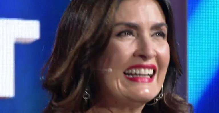 Fátima Bernardes recorda copa (Foto: Reprodução)