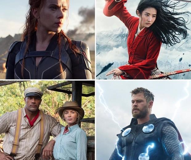 Filmes da Marvel ganham novas datas de estreia após adiamentos devido ao coronavírus (Foto: Reprodução)