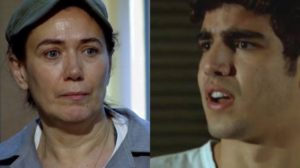Em Fina Estampa Griselda decide expulsar Antenor de casa (Montagem: TV Foco)
