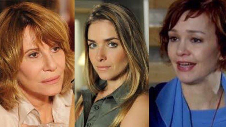Em Fina Estampa, trama de Esther, Beatriz e Danielle vai dar o que falar (Montagem: TV Foco)
