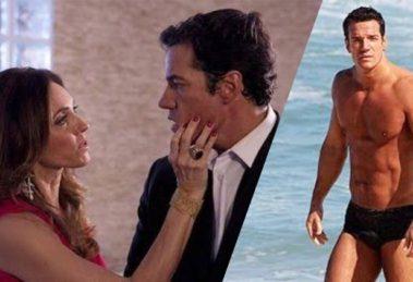 Depois de Fina Estampa, Carlos Machado mudou-se para os Estados Unidos com esposa e tem uma filha (Montagem: TV Foco)