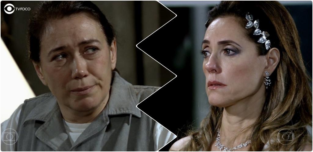 Griselda e Tereza Cristina terão embate intenso em Fina Estampa