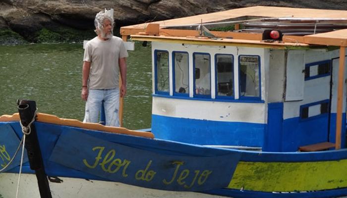 Pereirinha (José Mayer) reaparece em Fina Estampa (Foto: Divulgação/Globo)