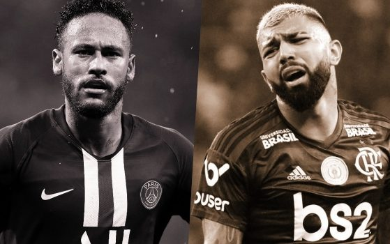 Neymar e Gabigol escancaram verdade sobre relação atual (Foto: Reprodução)