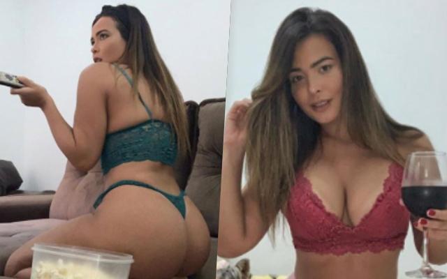 Geisy Arruda levou os fãs à loucura ao falar sobre sexo anal (Foto: Reprodução)