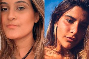 Giulia Costa, filha de Flávia Alessandra, e Bia Bonemer são grandes amigas (Foto: Reprodução)