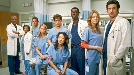 Elenco de Grey's Anatomy faz vídeo agradecendo aos profissionais da saúde em meio pandemia de coronavírus (Foto: Reprodução)