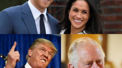 Príncipe Charles vai pagar pela segurança de Harry e Meghan Markle nos EUA (Foto: Reprodução)