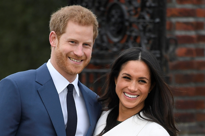 Harry e Meghan Markle não passarão o primeiro aniversário do filho, Archie, com a realeza (Foto: Reprodução)