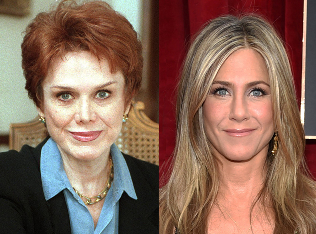 Jennifer Aniston's comments on the turbulent relationship of qiue he had with his mother, the late actress Nancy Dow (Photo: Playback)