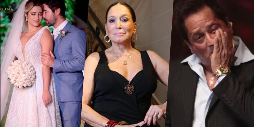 Jessica Costa, filha do cantor Leonardo, voltou a ver relação do marido com ex Susana Vieira, virar assunto na web (Foto montagem: TV Foco)