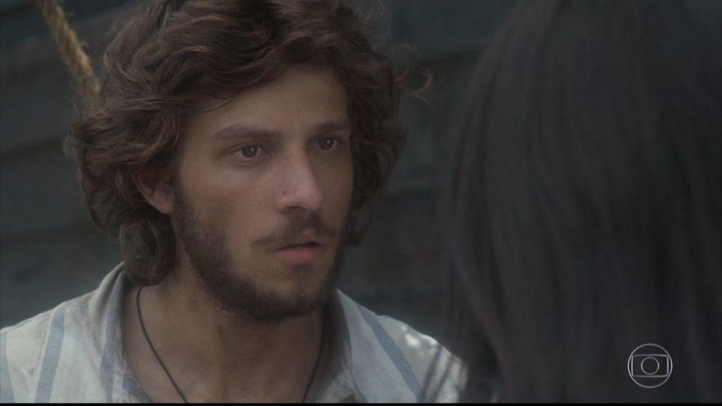 Joaquim morrerá em Novo Mundo