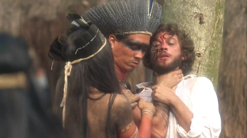 Joaquim é atacado por índio em Novo Mundo