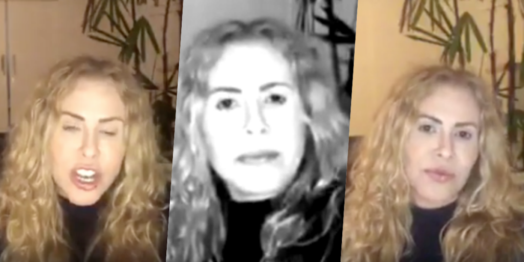 Joelma abriu o jogo, ao vivo, sobre situação envolvendo o ex Ximbinha (Foto montagem: TV Foco)
